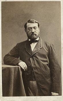 Auguste Mariette. Egiptólogo francés.