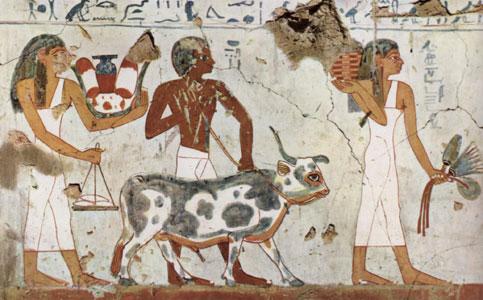 Comercio egipcio con África