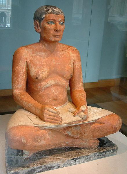 La escultura durante la IV dinastía egipcia