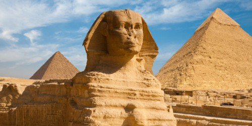 La-esfinge-de-Giza