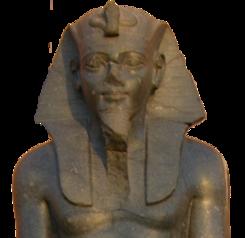 Merenptah. Faraón de la Dinastía XIX de Egipto.