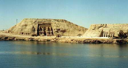 Templo de Abu Simbel, Egipto