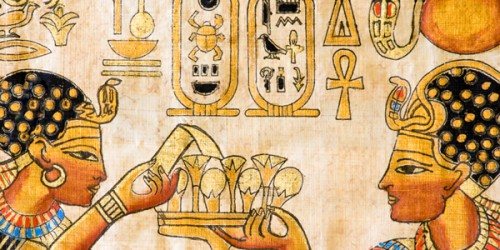 la alimentación en Egipto