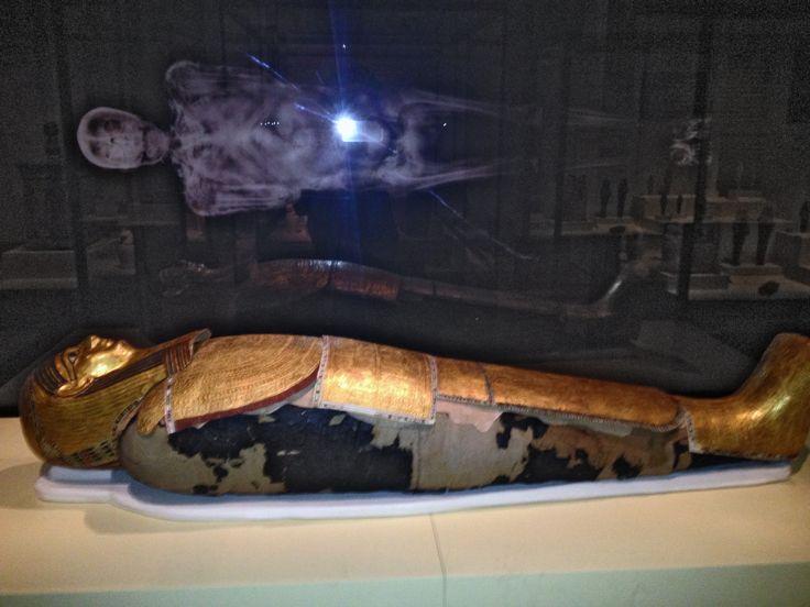 arte egipcio en España