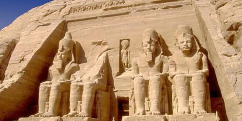 sacerdotes egipcios