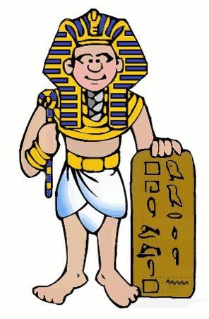 Egipto para niños El primer faraon