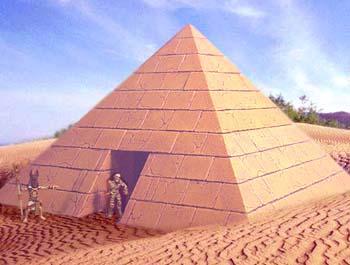 Las piramides para niños