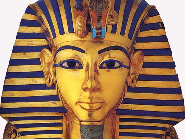 Tutankamon para niños