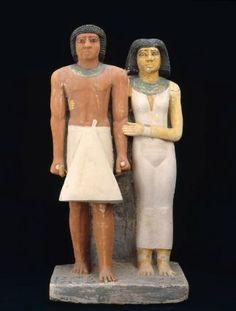 escultura en el Antiguo Egipto