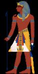 fraones egipcios - Egipto para niños