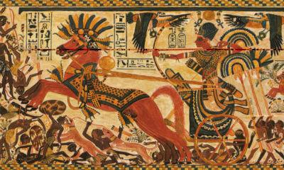 Guerreros egipcios mas letales