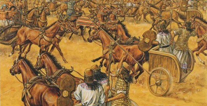 Los guerreros egipcios mas letales de la historia