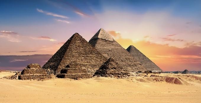 Historia del turismo en el Egipto de las pirámides